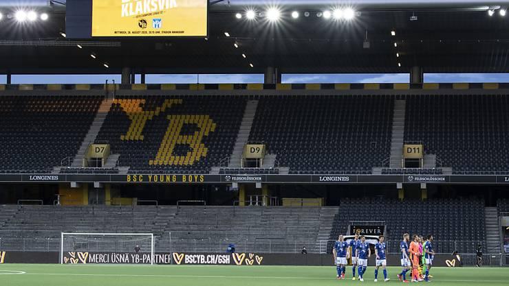 Die erste Hürde in der Champions-League-Qualifikation haben die Young Boys mit Klaksvik überstanden, die letzte wäre Slavia Prag, wie seit Dienstag feststeht