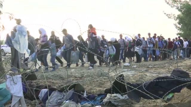 Flüchtlingskrise: Grenz-Debatte erreicht Schweiz
