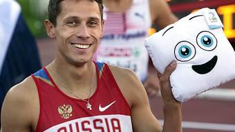 Juri Borsakowski holte seinen EM-Titel
