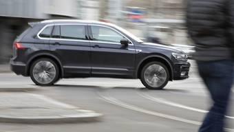 Volkswagen profitiert von der steigenden Nachfrage nach Stadtgeländewagen. (Archiv)