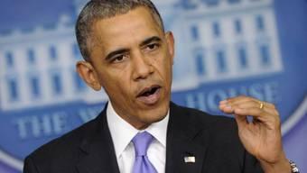 US-Präsident Obama äussert sich erstmals zum Veteranen-Skandal
