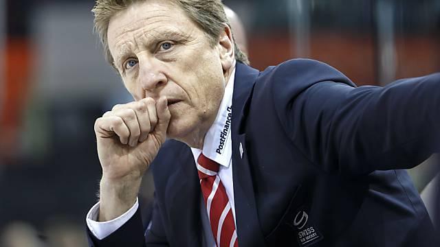 Niederlage im WM-Test für den Schweizer Coach Glen Hanlon