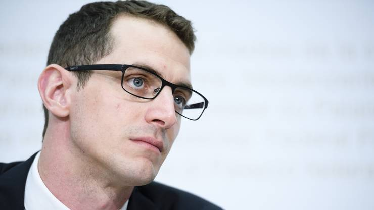 Tobias Kühne, Sprecher Militärjustiz