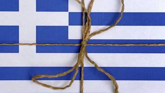 Rettungspaket: der IWF macht seine Beteiligung an der langfristigen Tragfähigkeit der griechischen Schulden abhängig. (Archiv)
