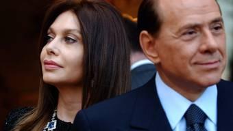 Italiens Ex-Premier Silvio Berlusconi ist fein raus. Er erhält von seiner Ex-Frau Veronica Lario geleistete Alimentengelder von 45 Millionen Euro zurück. (Archivbild)