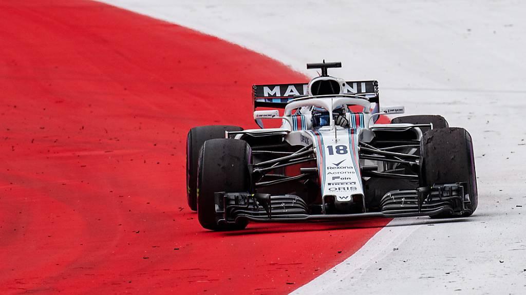 Formel-1-Team Williams erwägt Verkauf