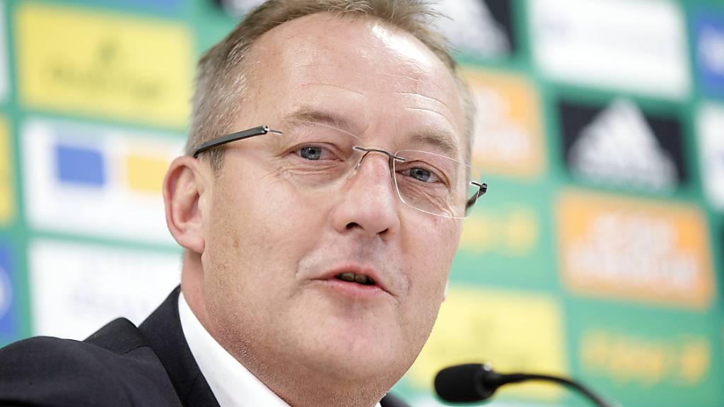 GC-Geschäftsführer Bickel: «Ich wusste um die Voraussetzungen»