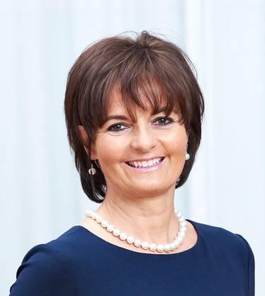 Die CVP-Frau wechselte bald nach ihrer Abwahl in das Management von Novartis.
