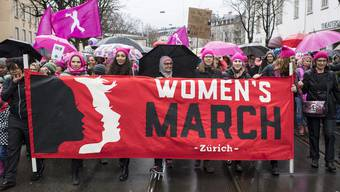 Frauenmarsch Zürich