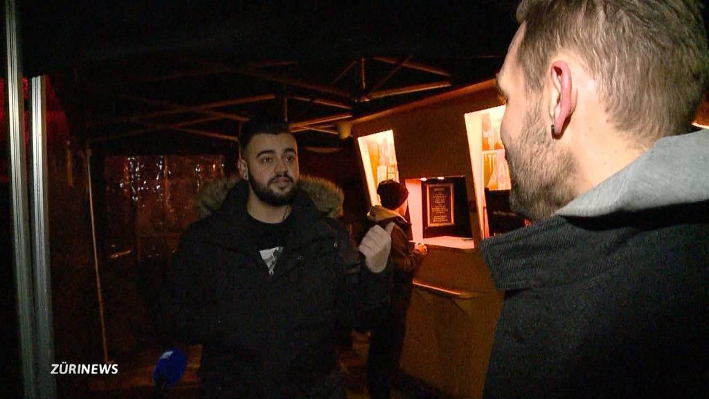 Das sagen Partygänger zur «Coronavirus-Kontrolle» vor Zürcher Clubs