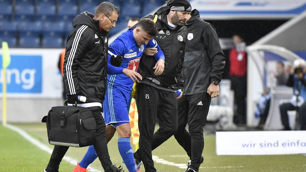 FC Luzern: Custodio fällt aus