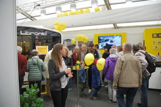 Eindrücke von der Expo in Rheinfelden.