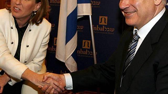 Netanjahu will Livni überzeugen