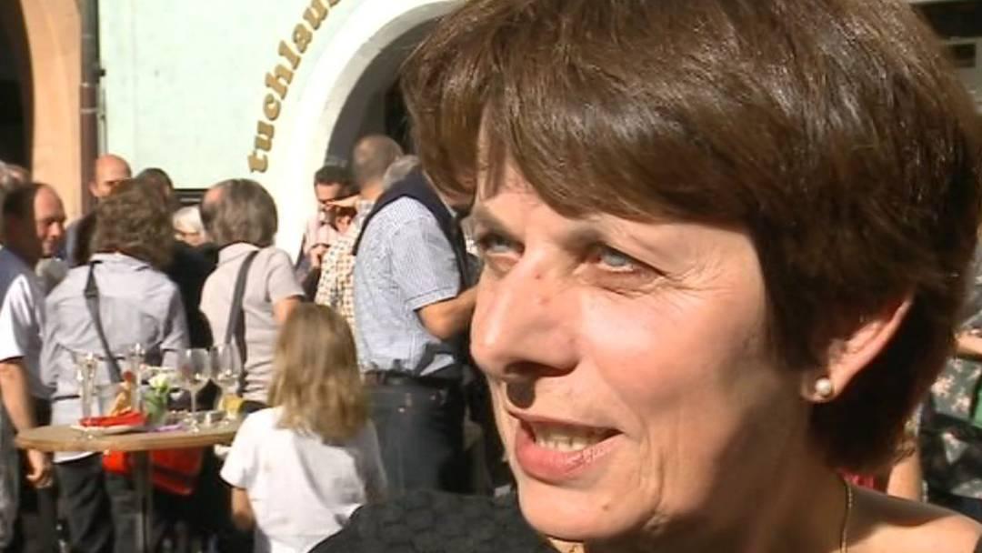 Jolanda Urech schreibt in Aarau Stadtgeschichte