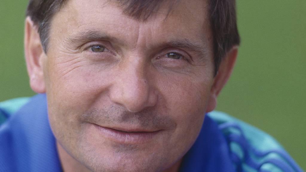 Ehemaliger GC-Trainer Oldrich Svab verstorben
