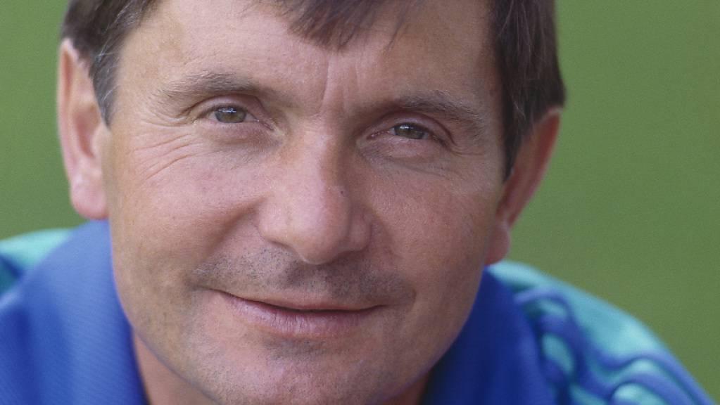 Oldrich Svab war zweimal Trainer bei den Grasshoppers