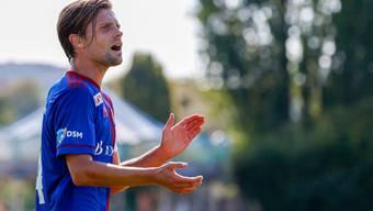 Valentin Stocker hat seinen Vertrag in Basel bis 2023 verlängert.