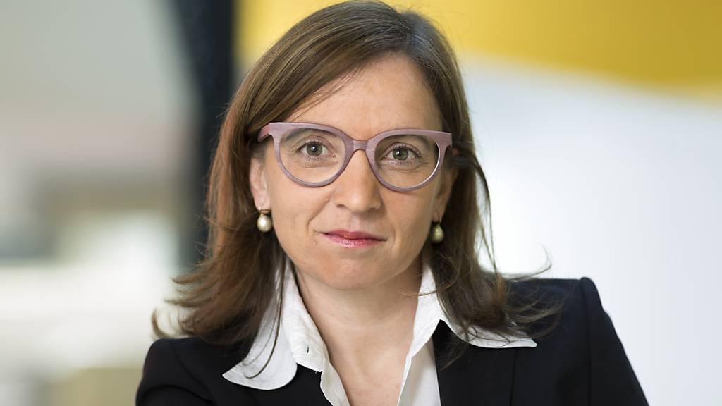 Die Konzernchefin der Krankenkassengruppe CSS, Philomena Colatrella, sieht viele Vorteile für die Digitalisierung im Schweizer Gesundheitswesen. (Archivbild)