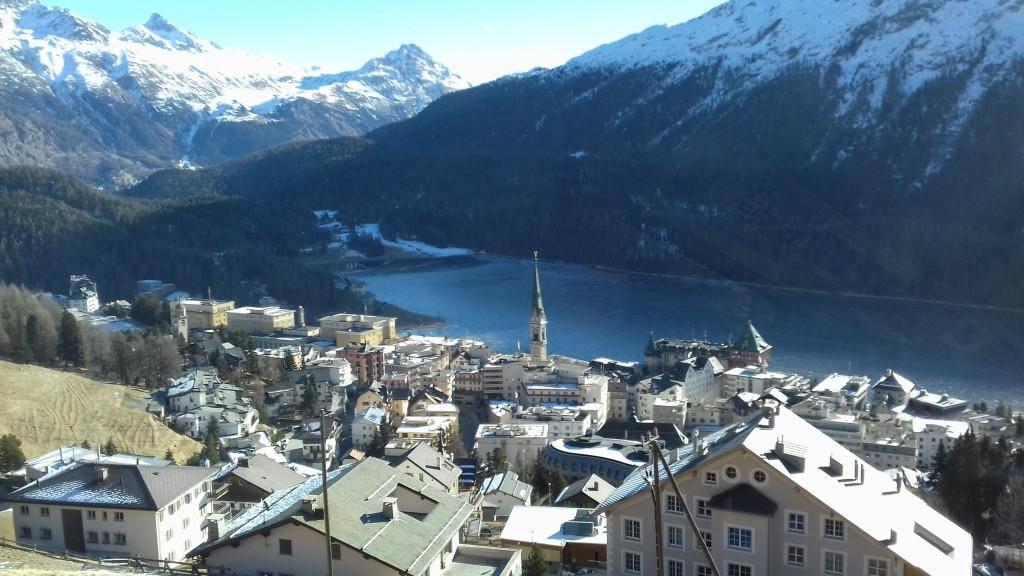 St.Moritz während der Festtage (© FM1Today)