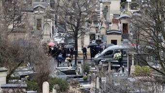 Der Zeichner Wolinski wird im Montparnasse-Friedhof beerdigt