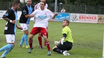 Dragan Dunjic (hier im United-Trikot) spielt künftig auf der Dornau.