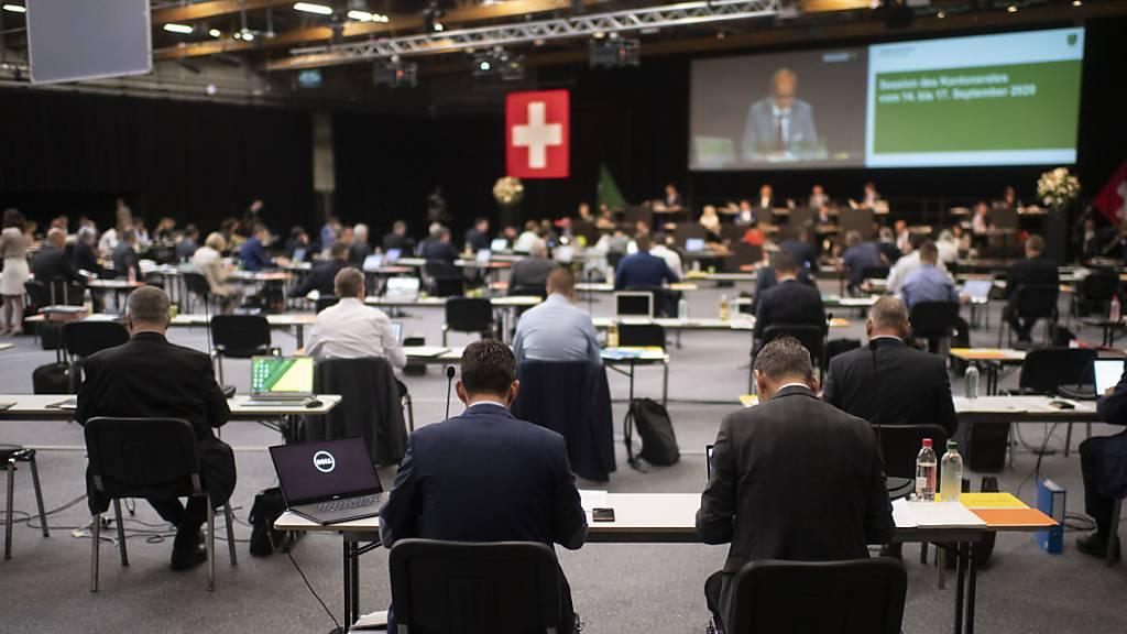 Kantonsrat beschliesst Kostenbeteiligung für Demo-Veranstalter