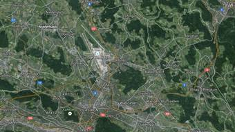 """Der Verkauf des Gebiets """"Klein-Ibig"""" in der Gemeinde Niederhasli ist umstritten."""