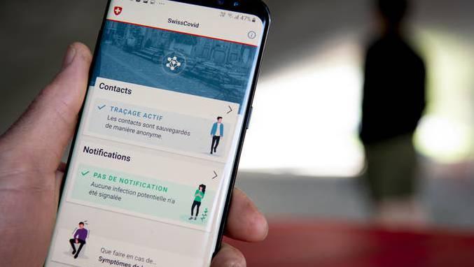 Durch die Nachverfolgung der Infektionsketten soll die Wiederausbreitung der Epidemie verhindert werden. Am Mittwoch hat der Ständerat der gesetzlichen Grundlage für die App zugestimmt.
