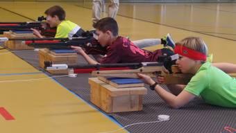 Schulsportangebot Target Sprint in Messen