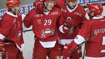 Lausanne fegt die GCK Lions mit 5:1 vom Eis.