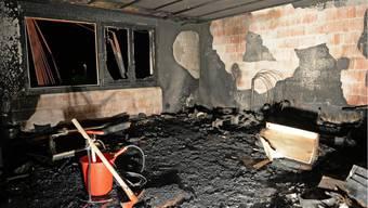 Christbaum zerstört Wohnung