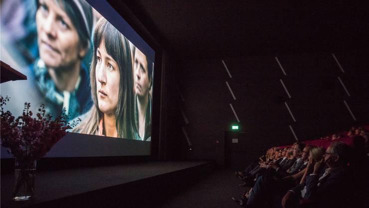 Der Schweizer Film «Die göttliche Ordnung» war 2017 der zweiterfolgreichste Film in den Badener Kinos. Severin Bigler