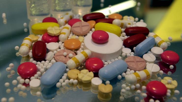 Per Mausklick zum gewünschten Medikament