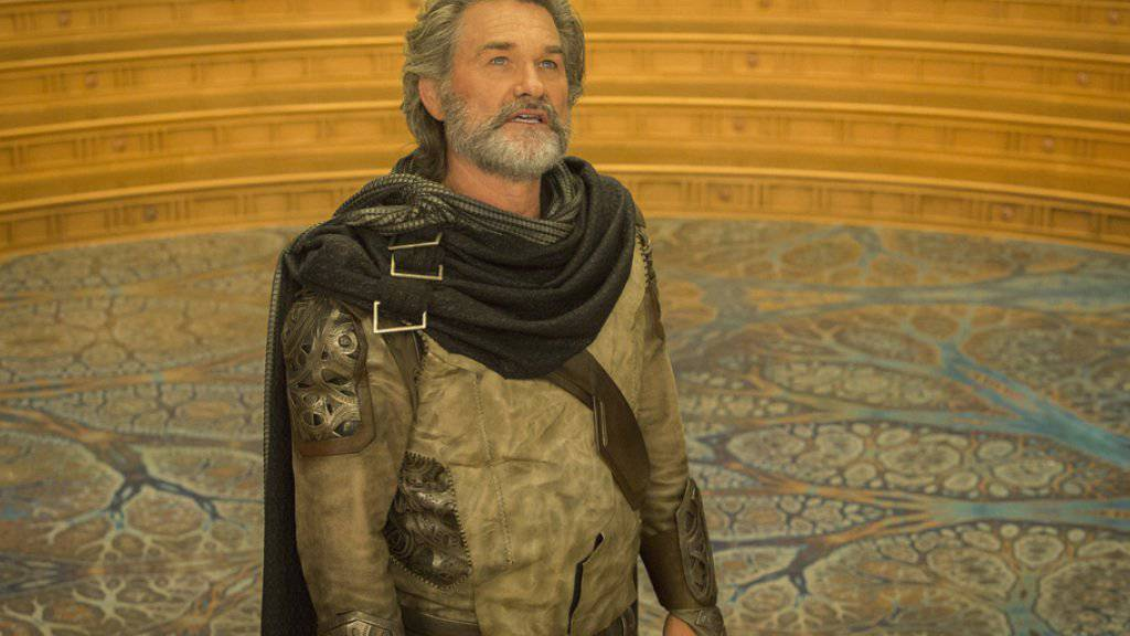 Kurt Russell in einer Szene des Films «Guardians Of The Galaxy Vol. 2»