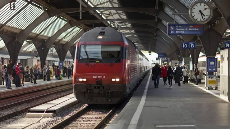 Zürcher Hauptbahnhof