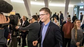 «Alle am gleichen Strick ziehen»: Nationalrat Mike Egger (27) über seine Idee zu einer SVP der Zukunft.
