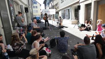 Konzertwanderung in Brugg