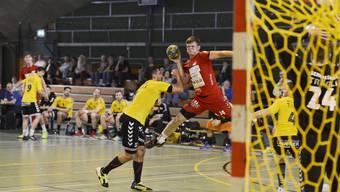 NLB-Handball: Solothurn - Altdorf