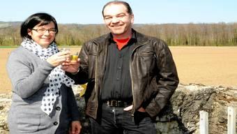 Marta Neukom und Rolf Häusler kennen sich seit 35 Jahren. archiv/to