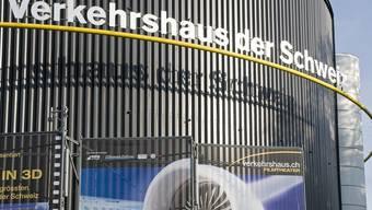 Verkehrshaus Luzern mit Dauerausstellung zur Informatik