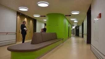 Einweihung Süssbach-Pflegezentrum in Brugg