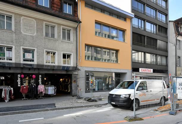 DasRestaurant Olivo eröffnet an der Baslerstrasse 15 in Olten.