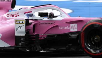 Racing Point wird von der FIA bestraft. Der RP20 darf aber weiterhin unverändert fahren