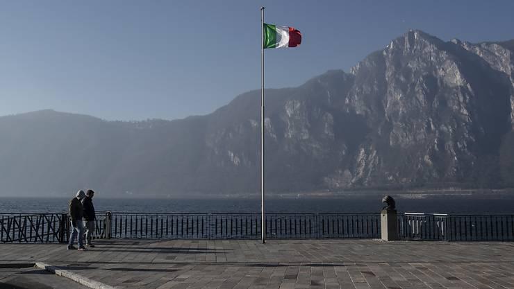 Das Bürgerkomitee von Campione d'Italia will den Übergang der Gemeinde in EU-Zollgebiet verhindern. (Themenbild)