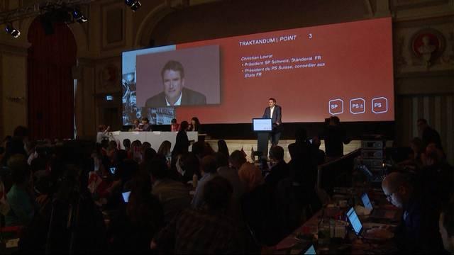 SP-Knatsch bei Delegiertenversammlung