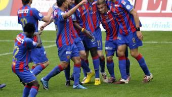 Basel sichert sich zum 10. Mal den Schweizer Cup