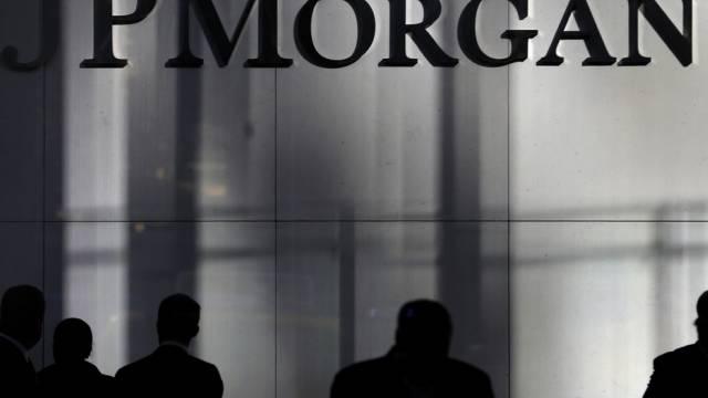 Allein JPMorgan zahlte eine Busse von 13 Milliarden Dollar (Archiv)
