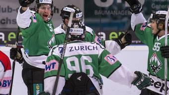Der EHC Olten ist in der Swiss League seit neun Spielen ungeschlagen