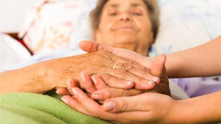 Palliative Care unterstützt Menschen, die zu Hause sterben wollen.