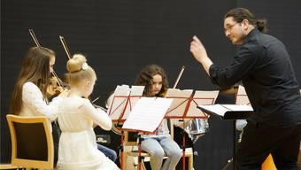 Am Ende jedes Schuljahres dürfen die Schüler in Konzerten zu Gehör bringen, was sie gelernt haben. ZVG